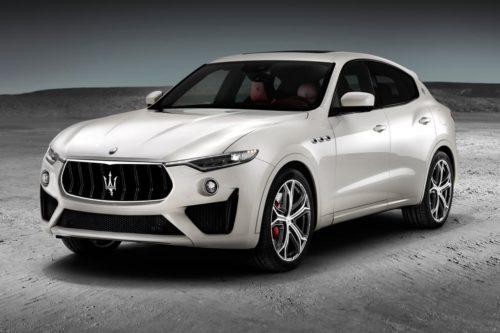 Australian details: Maserati Levante GTS and Trofeo