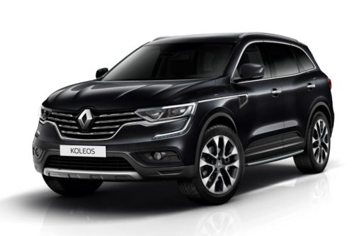 F1-inspired Renault Koleos introduced