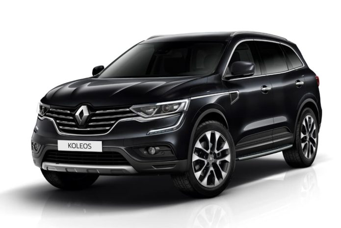 F1-inspired Renault Koleos introduced