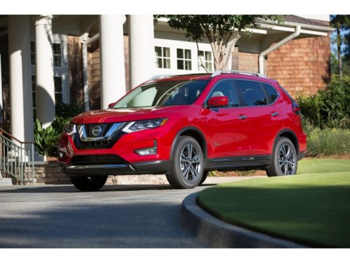 Nissan Rogue Hybrid discontinued amid slow sales, but rival models remain