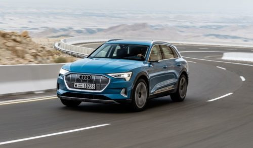 Four Things Consumer Reports Loved the Audi E-Tron