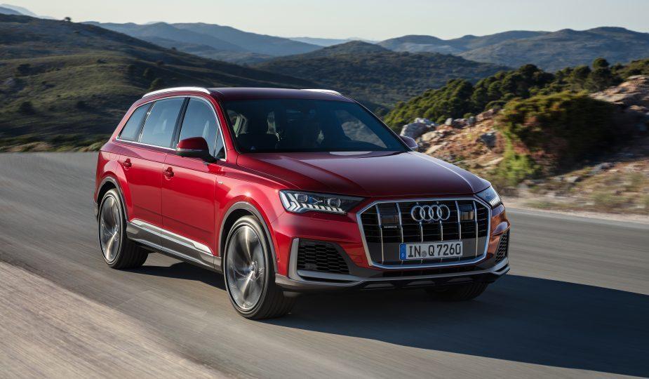 2020 Audi Q7: Five Important Changes   GearOpen