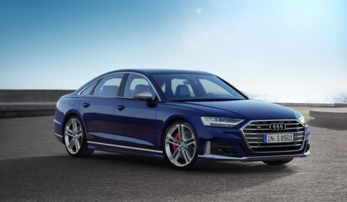 2020 Audi S8: Everything You Need to Know