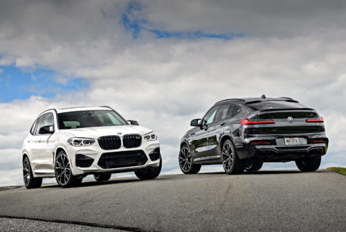 2020 BMW X3 M and X4 M Review: It's Time to Embrace the Sport SUV