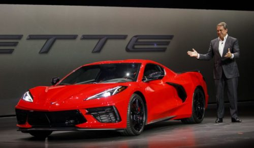 How the 2020 Chevrolet Corvette Compares to the Toyota Supra