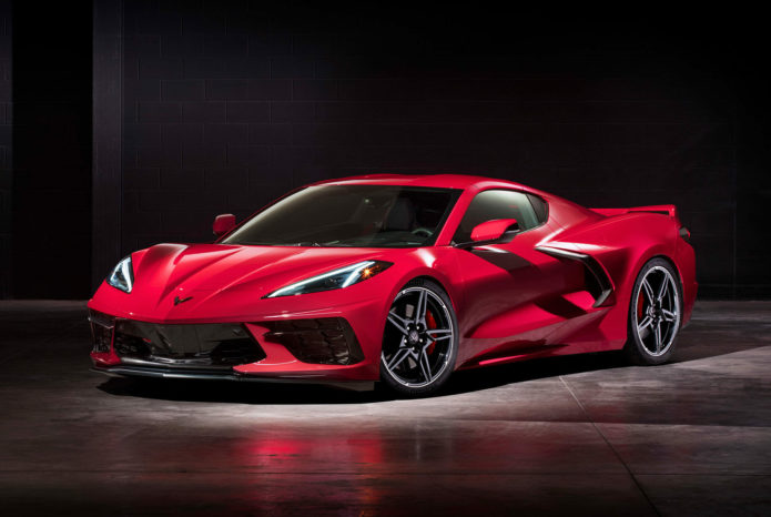 Meet the All-New, Entirely Different 2020 Chevrolet Corvette