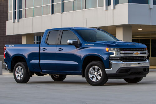 2020 Chevrolet Silverado 1500 Review