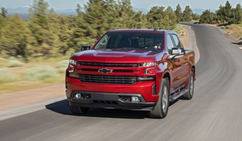 Chevrolet Silverado Diesel Aims to Be the Most Fuel Efficient Truck Ever