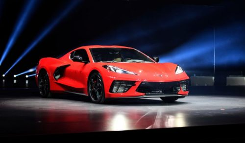 Is the 2020 Corvette Stingray Made in America?