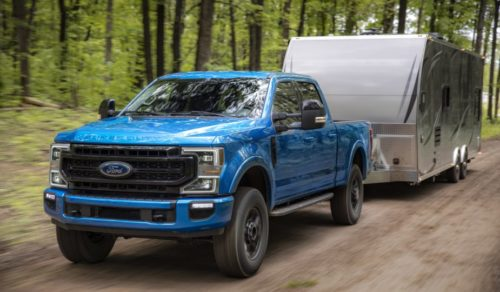 2020 Ford F-Series Tremor Looks to Pulverize Its Off-Road Competition