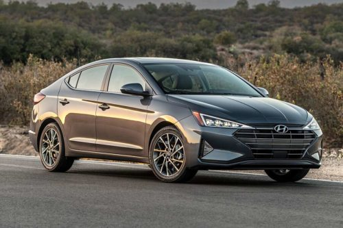 2020 Hyundai Elantra Review
