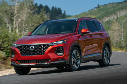 2020 Hyundai Santa Fe vs. 2020 Subaru Forester: Which Is Better?