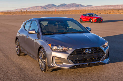 2020 Hyundai Veloster Review