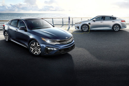 2020 Kia Optima Hybrid Review