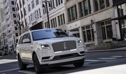 2020 Lincoln Navigator Gets More Standard Features