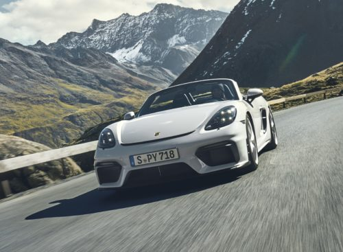 2020 Porsche 718 Spyder first drive review: A Boxster with way more bite