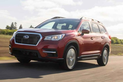 2020 Subaru Ascent Review