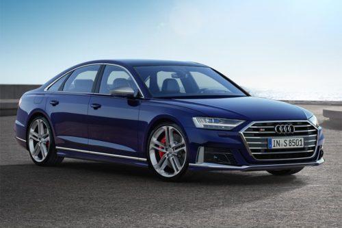 Audi S8 retains V8