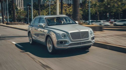 2020 Bentley Bentayga Hybrid first drive review: One posh plug-in