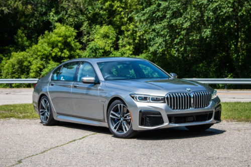 2020 BMW 7 Series 745e xDrive iPerformance Plug-In Hybrid review