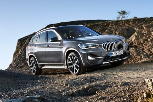 BMW drops X1 entry price