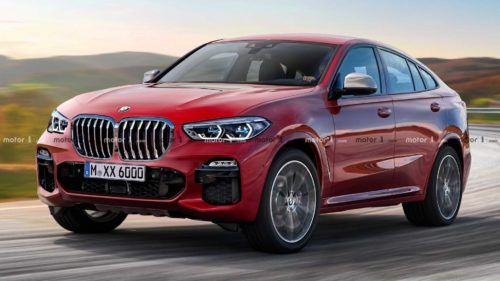 BMW continues to define the concept of style over substance with the 2020 X6