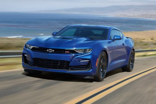 Chevrolet Camaro could go electric