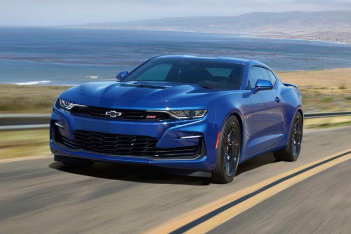 Chevrolet Camaro could go electric
