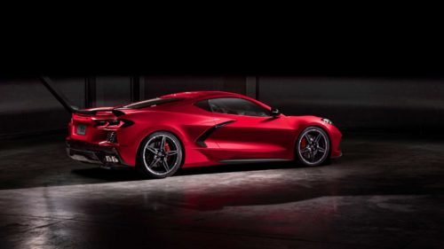What You Need to Know about the C8 Corvette's LT2 V-8 Engine