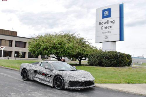 2020 Chevrolet C8 Corvette to keep Stingray name