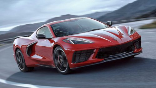 Convertible, race car versions of 2020 Chevy Corvette Stingray coming this fall