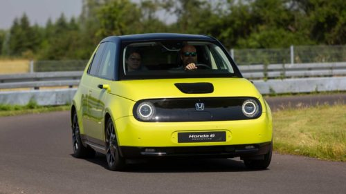 2020 Honda E Prototype First Drive Review: A Capable Little Cutie