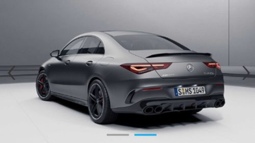 Mercedes-AMG teaches the tech-savvy 2020 CLA 45 how to breathe fire
