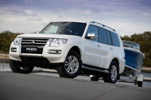 Mitsubishi slashes Pajero 4X4 line-up