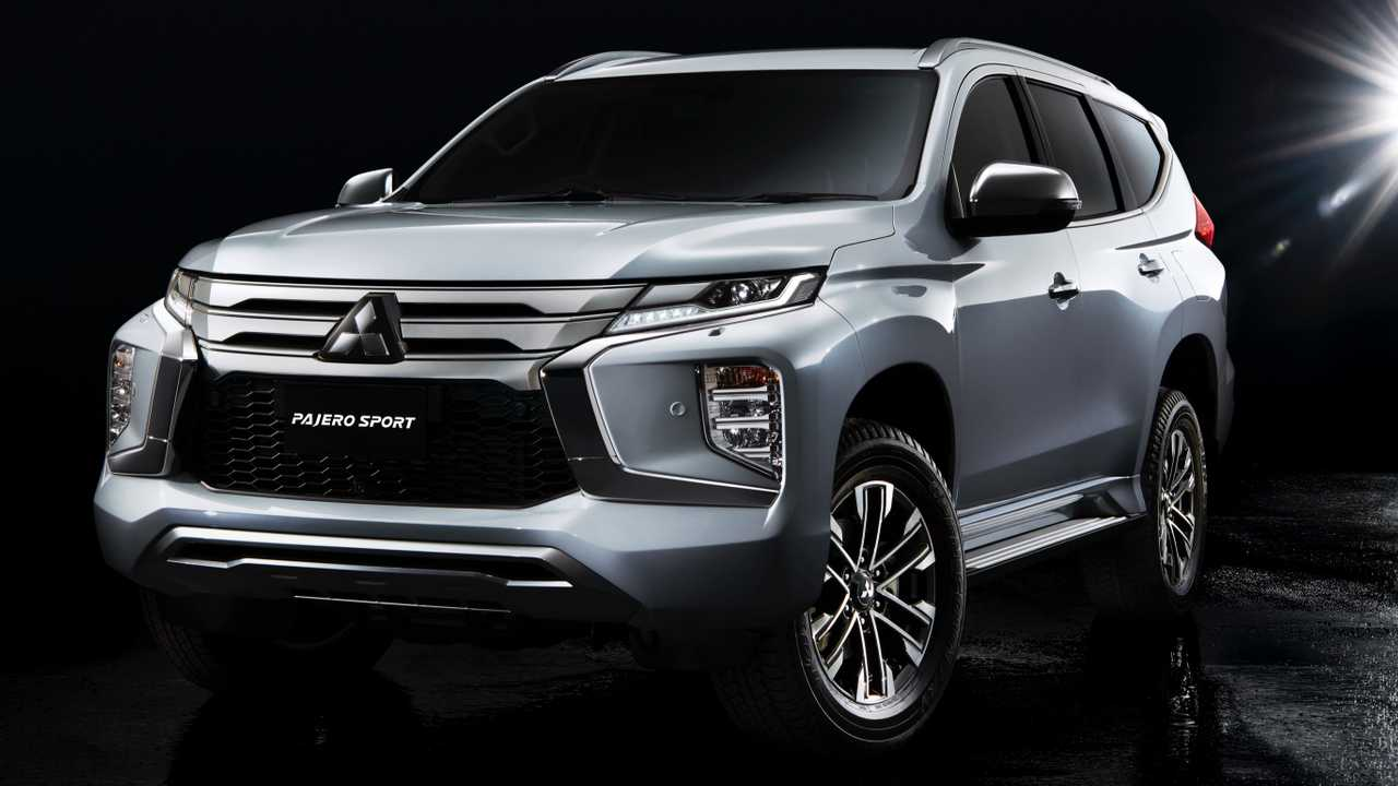 Mitsubishi Eclipse 2015 >> 2020 Mitsubishi Pajero Sport Gets Fresh Face, Updated ...