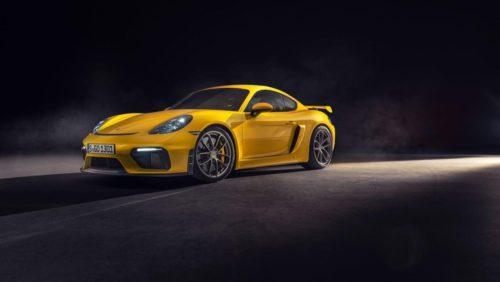 2020 Porsche 718 Cayman GT4 first drive review: A standout track star