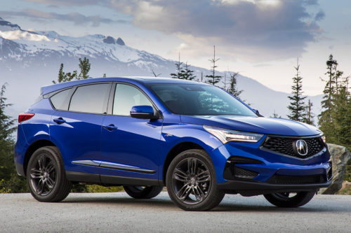 2020 Acura RDX vs. 2020 Acura MDX: What's the Difference?