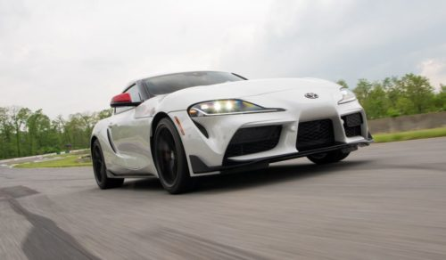 A BMW M3-Powered Toyota Supra Could (But Probably Won't) Happen