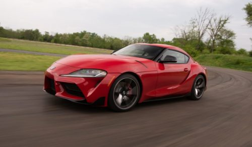 Toyota Supra vs BMW Z4: Which Is Faster?