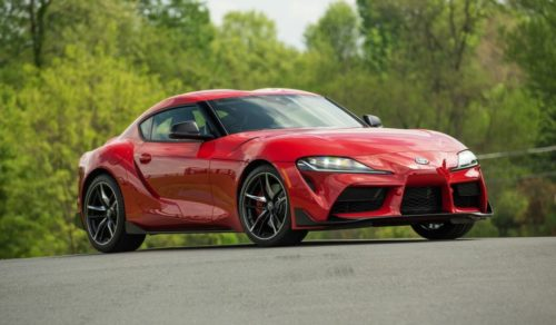 Dealer Markups on the New Toyota Supra Are Already Scarily High