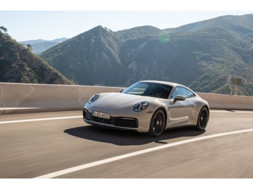 2020 Porsche 911 Carrera Coupe, Cabriolet Debut As 379-HP Base Models