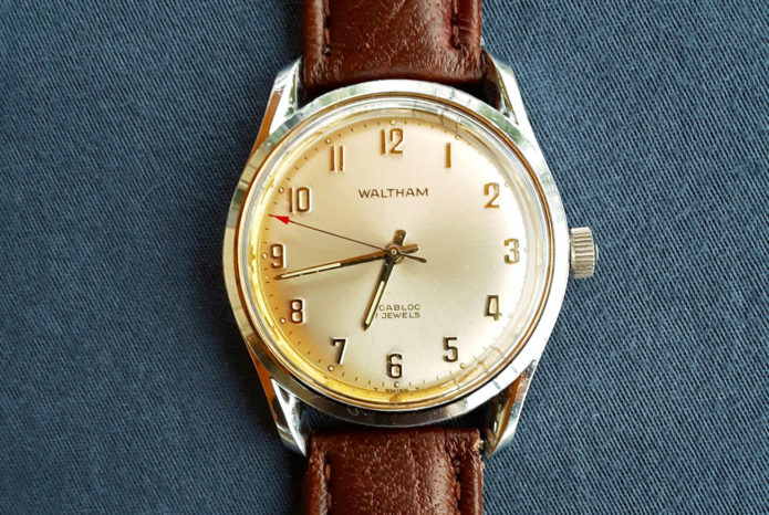 3 Extremely Affordable Vintage Watches from a Venerable Brand