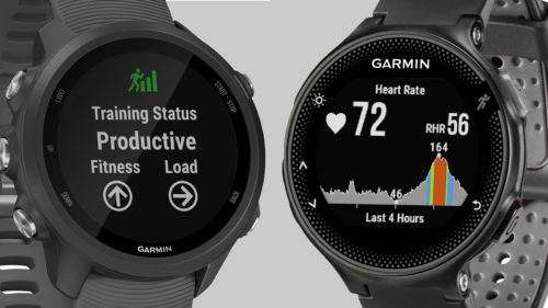 Garmin Forerunner 245 v Forerunner 235: Running watches compared