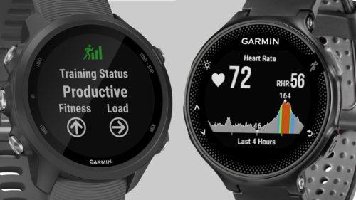 Garmin Forerunner 245 v Forerunner 235: Running watches compared