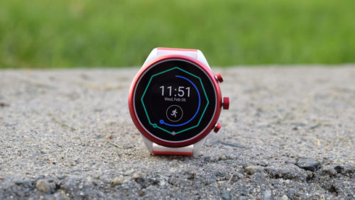 And finally: Fossil Sport 2 could be on the way in 2019