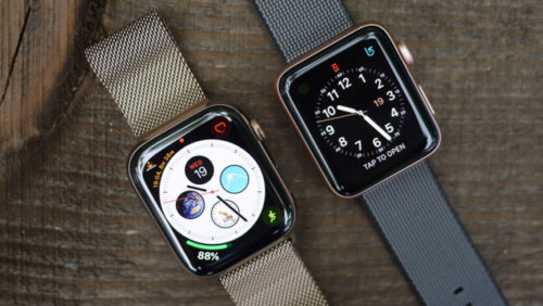 An Apple Watch with a MicroLED display could launch in 2020