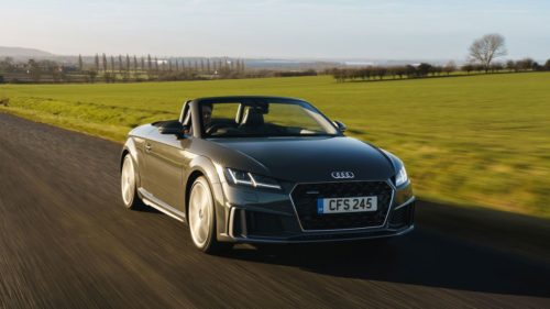 2019 Audi TT Roadster review