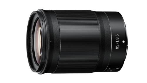 Nikon goes long with portrait-friendly NIKKOR Z 85mm f/1.8 S