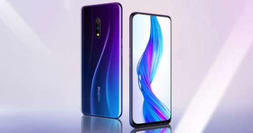 Realme X gets July's security patch and optimizations in new update