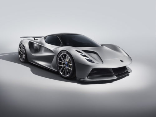 The Lotus Evija Is a Near-2,000-hp Electric Hypercar